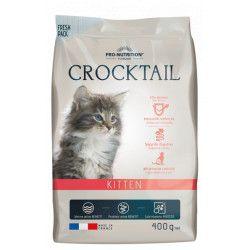Croquettes chaton - Crocktail Kitten